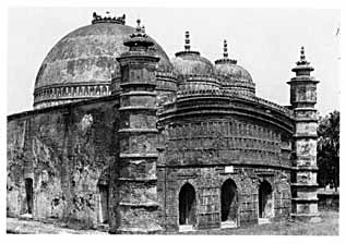 Atiya Mosque, Mymensingh District (1609).