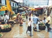 flood 2004-bazar