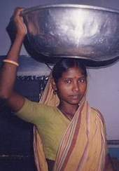 woman working at tea estate
